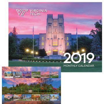 Virginia Tech Calendar.Now On Sale Ivan Morozov Virginia Tech 2019 Photo Calendar