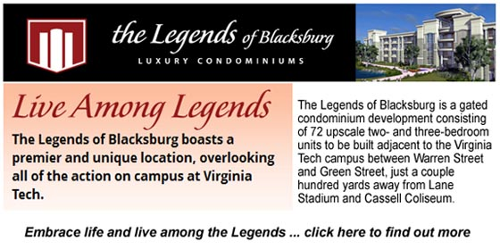 Live among the Legends ... click here to find out more