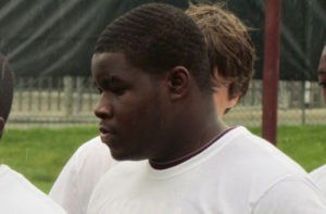 Taylor is one of VT's top targets at defensive tackle