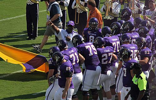 2011.09.10 Virginia Tech at East Carolina