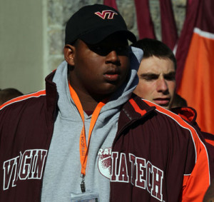 Settle is considered one of the top DTs in the class of 2015