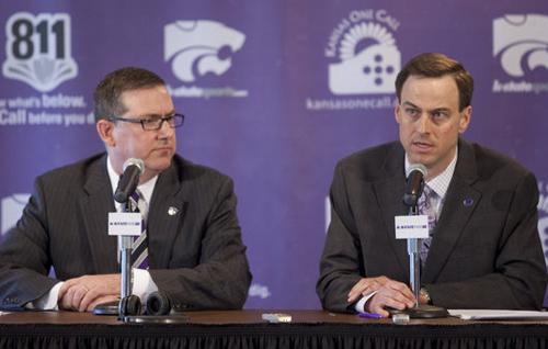 Kirk Shulz and John Currie (Kansas.com)