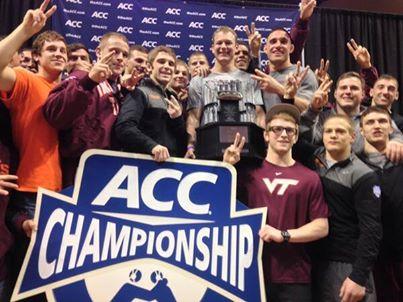 Despite Brill's prediction, Virginia Tech has won ACC Championships.