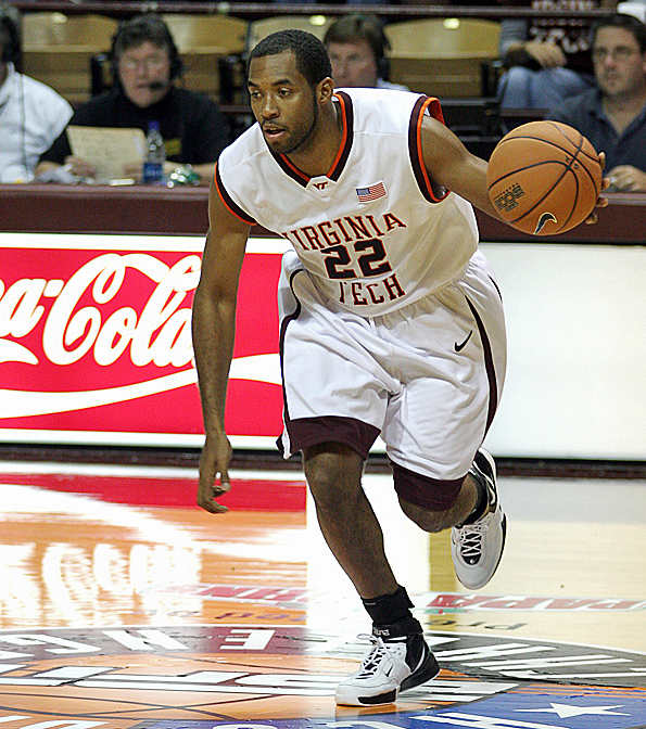 Jamon Gordon is one of the best defenders in Tech history.