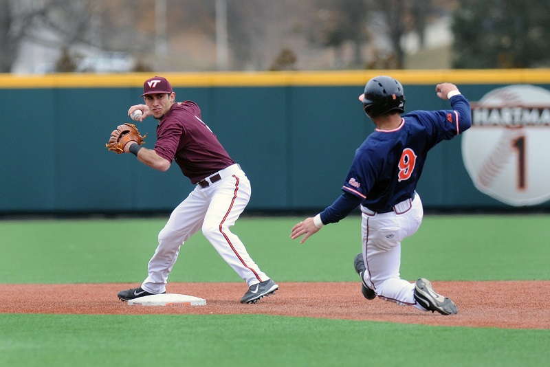 Alex Perez, photo courtesy of Dave Knachel and Virginia Tech.
