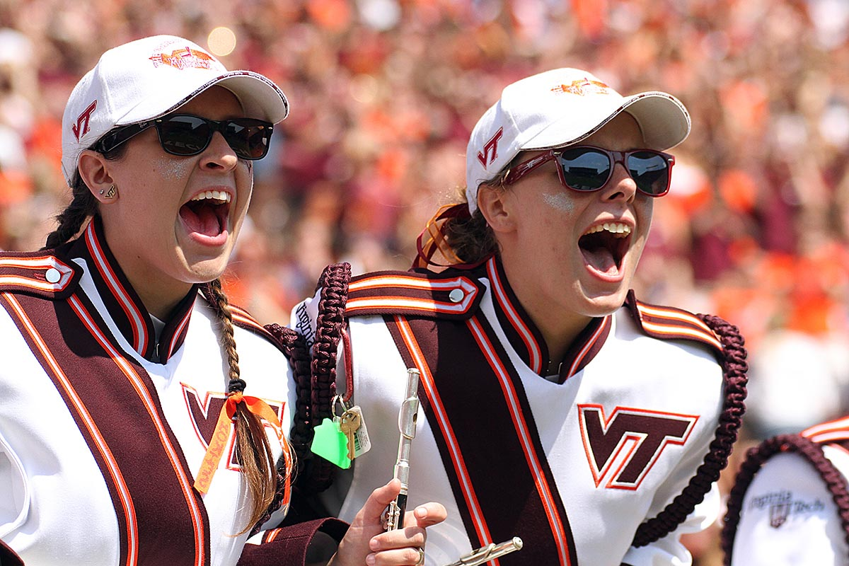 Virginia Tech Marching Virginians