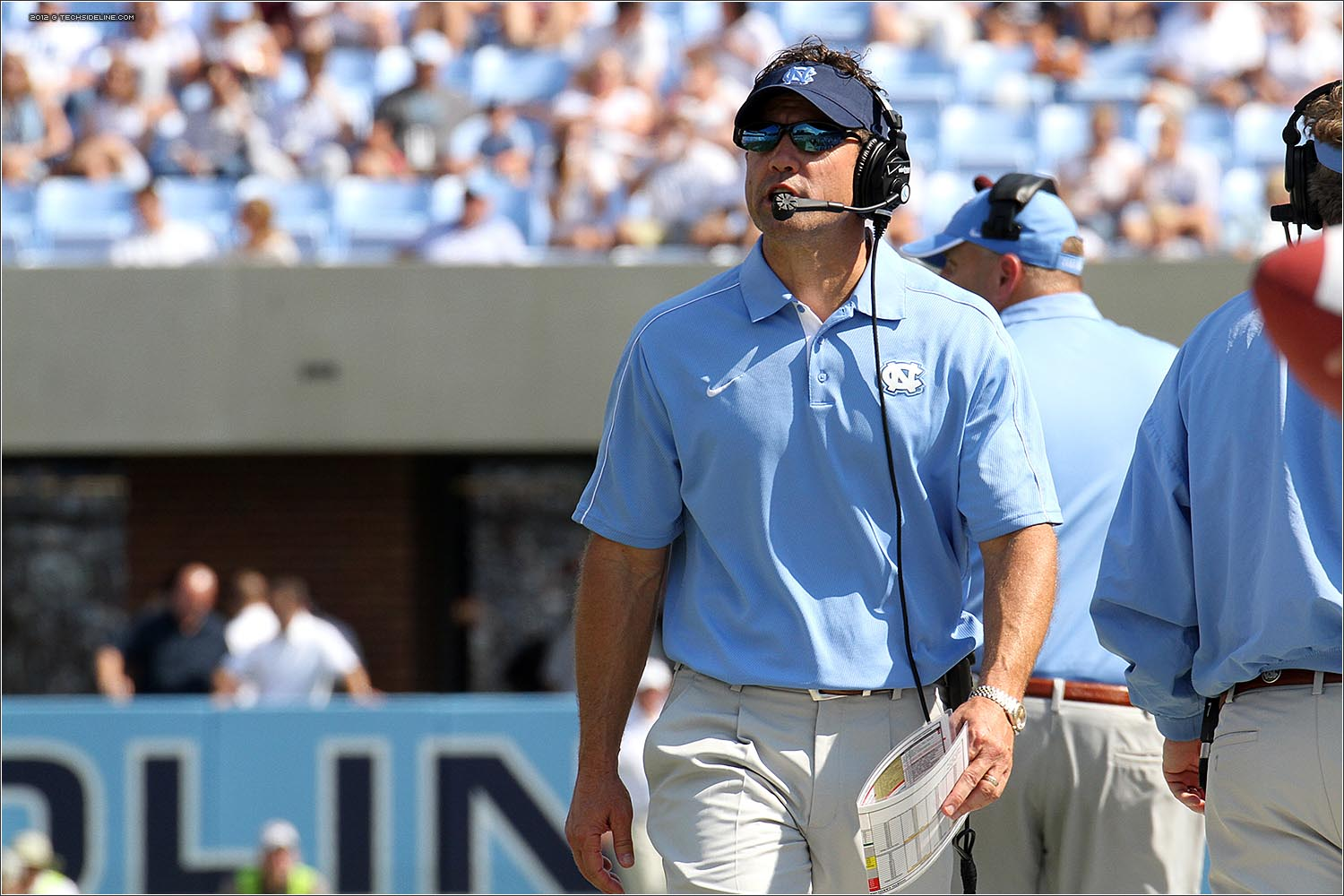 Larry Fedora North Carolina UNC