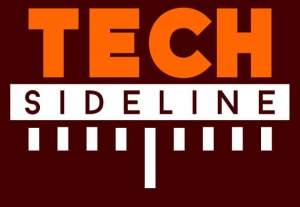 Our new Tech Sideline logo