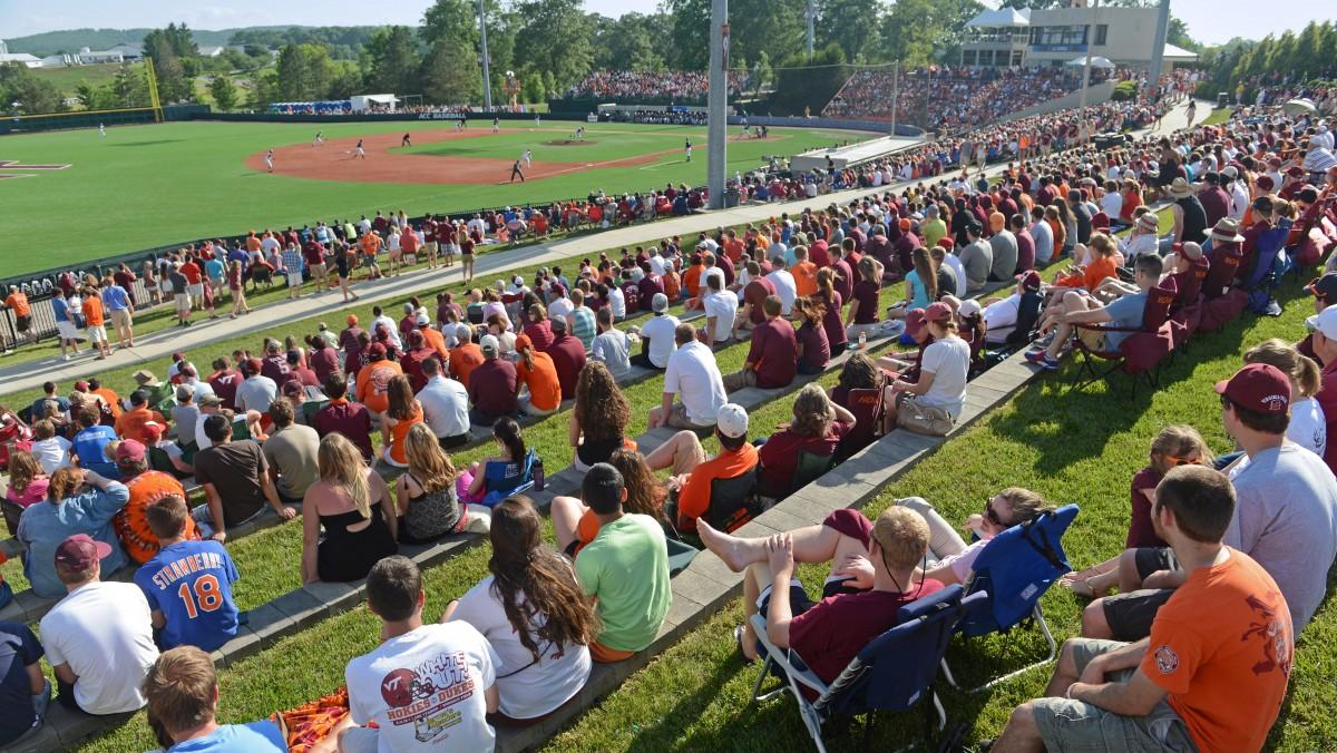 Photo courtesy Virginia Tech Athletics