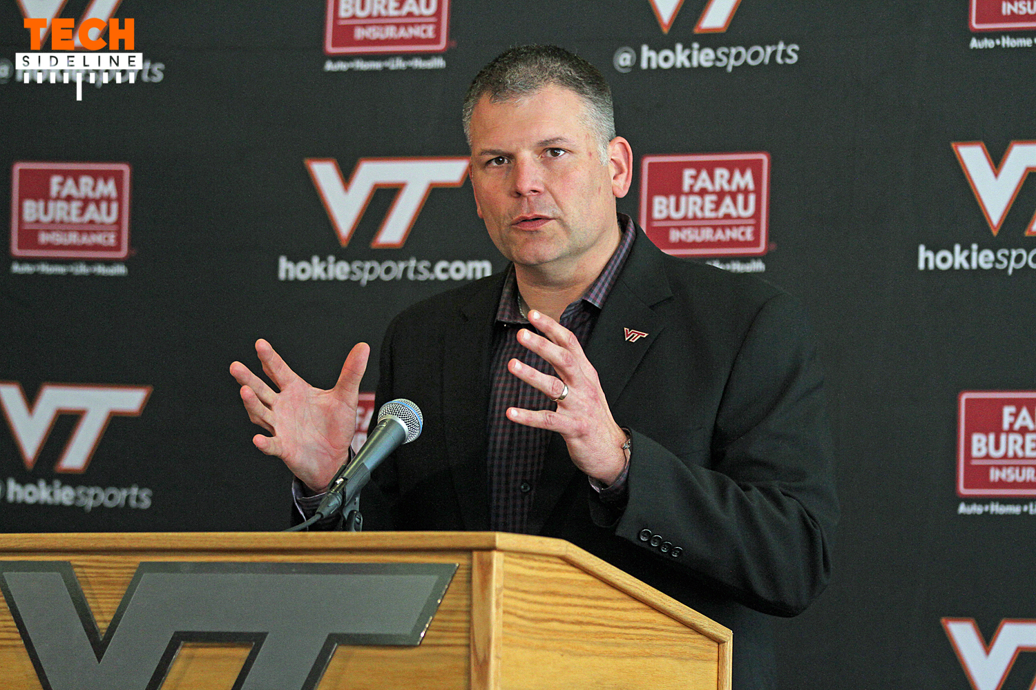 Justin Fuente Virginia Tech