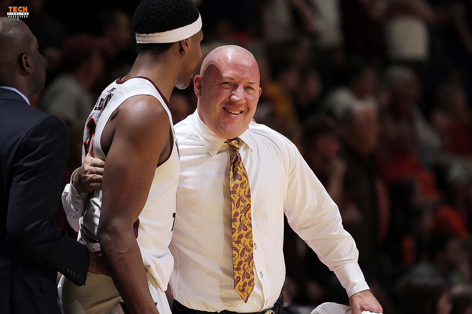Buzz Williams has the Hokies in the postseason for the first time since 2011.