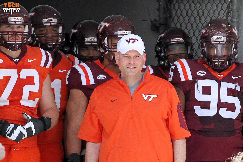 Virginia Tech Spring Game