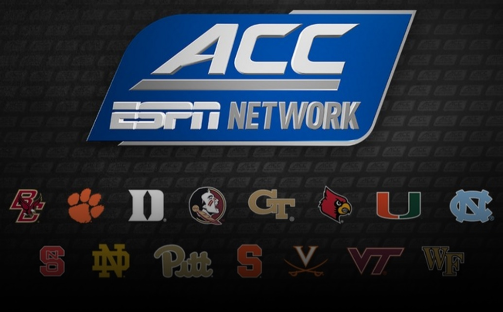 Virginia Tech athletics ACC Network