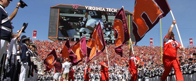 2015 Virginia Tech Football Schedule