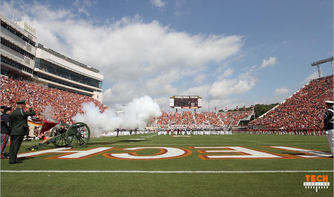Virginia Tech Football Lane Stadium