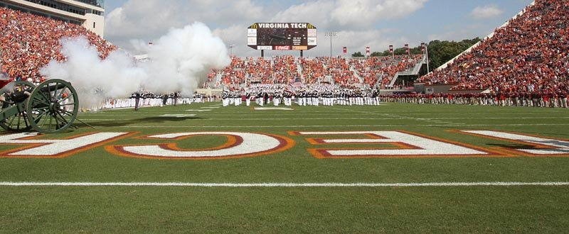 2012 Virginia Tech Football Schedule