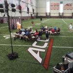Virginia Tech Media Day