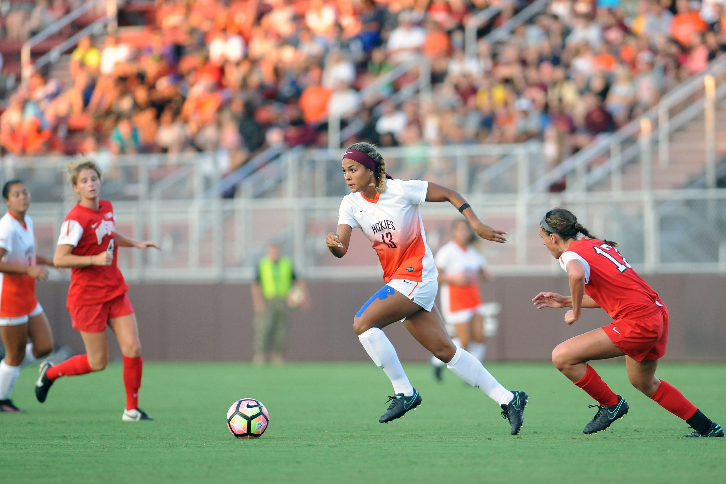 Virginia Tech Women's Soccer vs. Ohio State