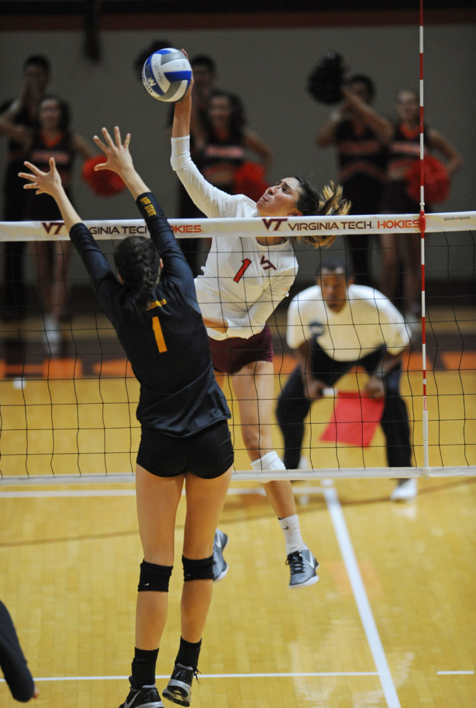 Virginia Tech Volleyball vs. Appalachian State