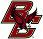 Boston College logo, virginia tech football roster cards