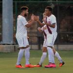 Virginia Tech Men's Soccer Scrimmage vs. ETSU