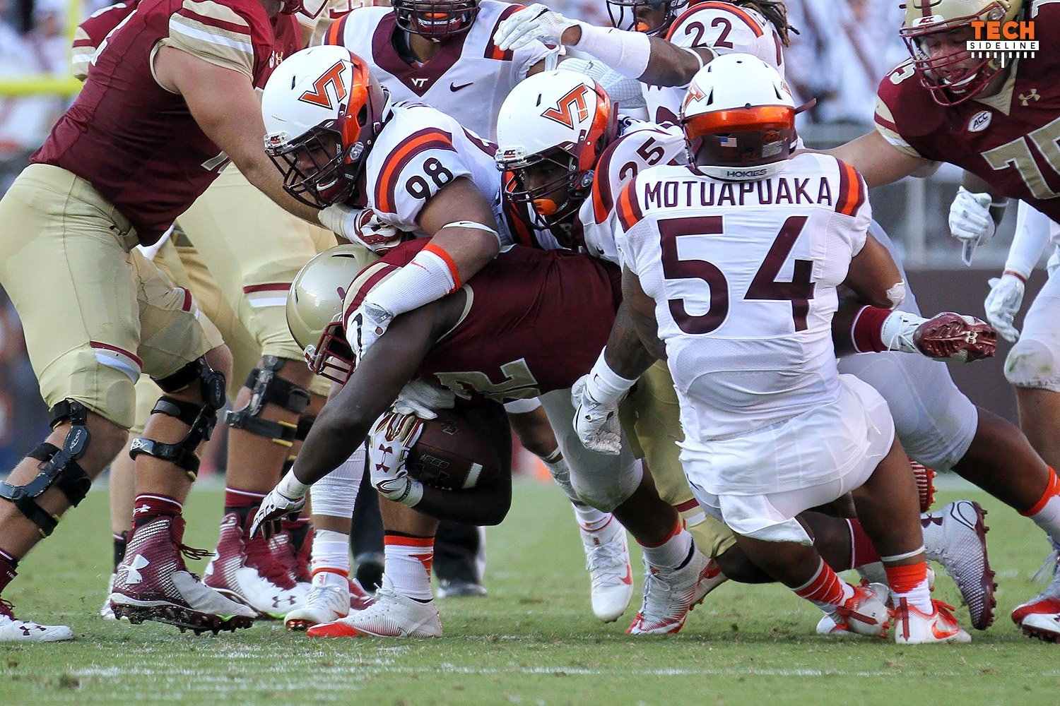 Virginia Tech football defense