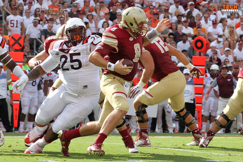 Tim Settle Virginia Tech