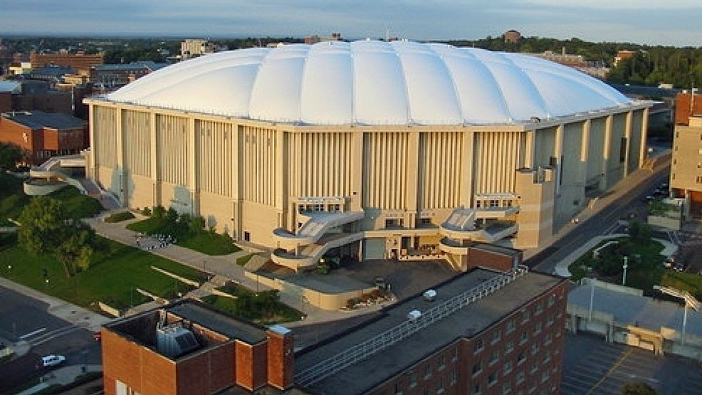 The Carrier Dome has never been kind to the Hokies.