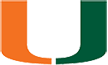 Miami Hurricanes logo, virginia tech football roster cards