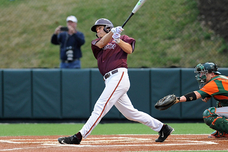 Nick Anderson, Virginia Tech baseball