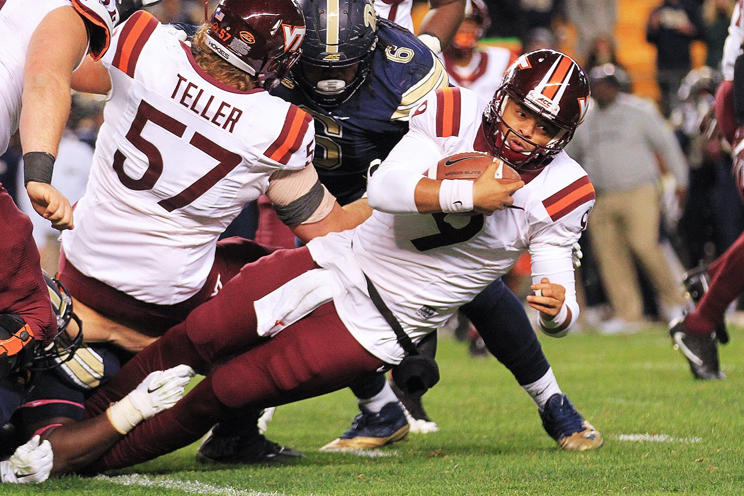 Brenden Motley Virginia Tech
