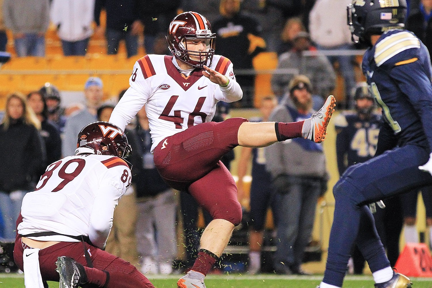Joey Slye Virginia Tech