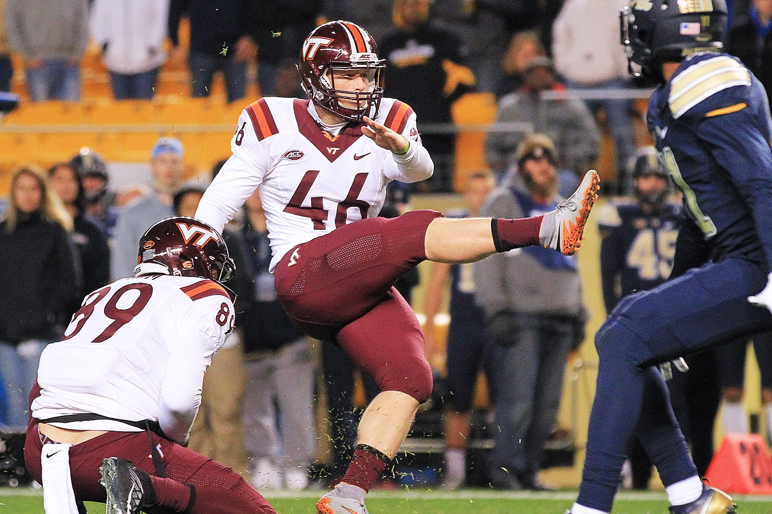 Virginia Tech Joey Slye