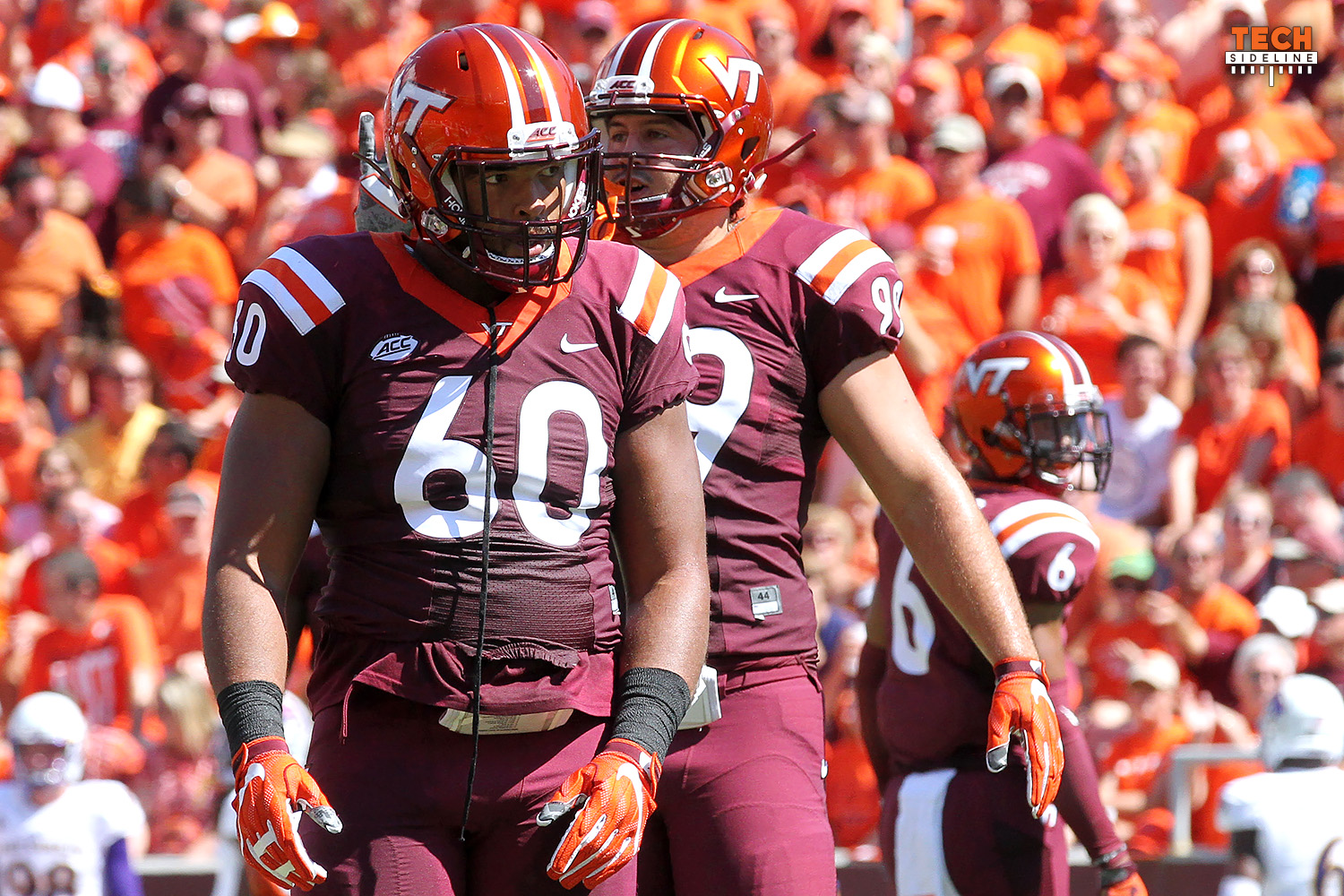 Hokies handle Pitt, stay atop Coastal division
