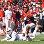Phillips returns as Virginia Tech's most reliable receiver. (Ivan Morozov)