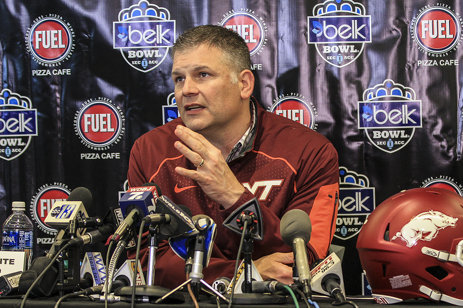 It was a successful first class for Justin Fuente.