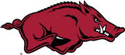 Arkansas Razordbacks logo, virginia tech football roster cards