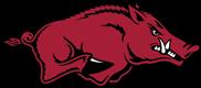 Arkansas Razordbacks logo, virginia tech football roster cards