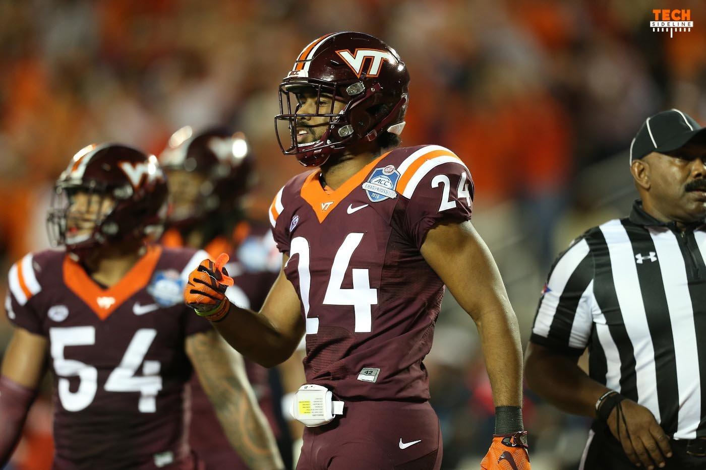 Virginia Tech football AnthonyShegog