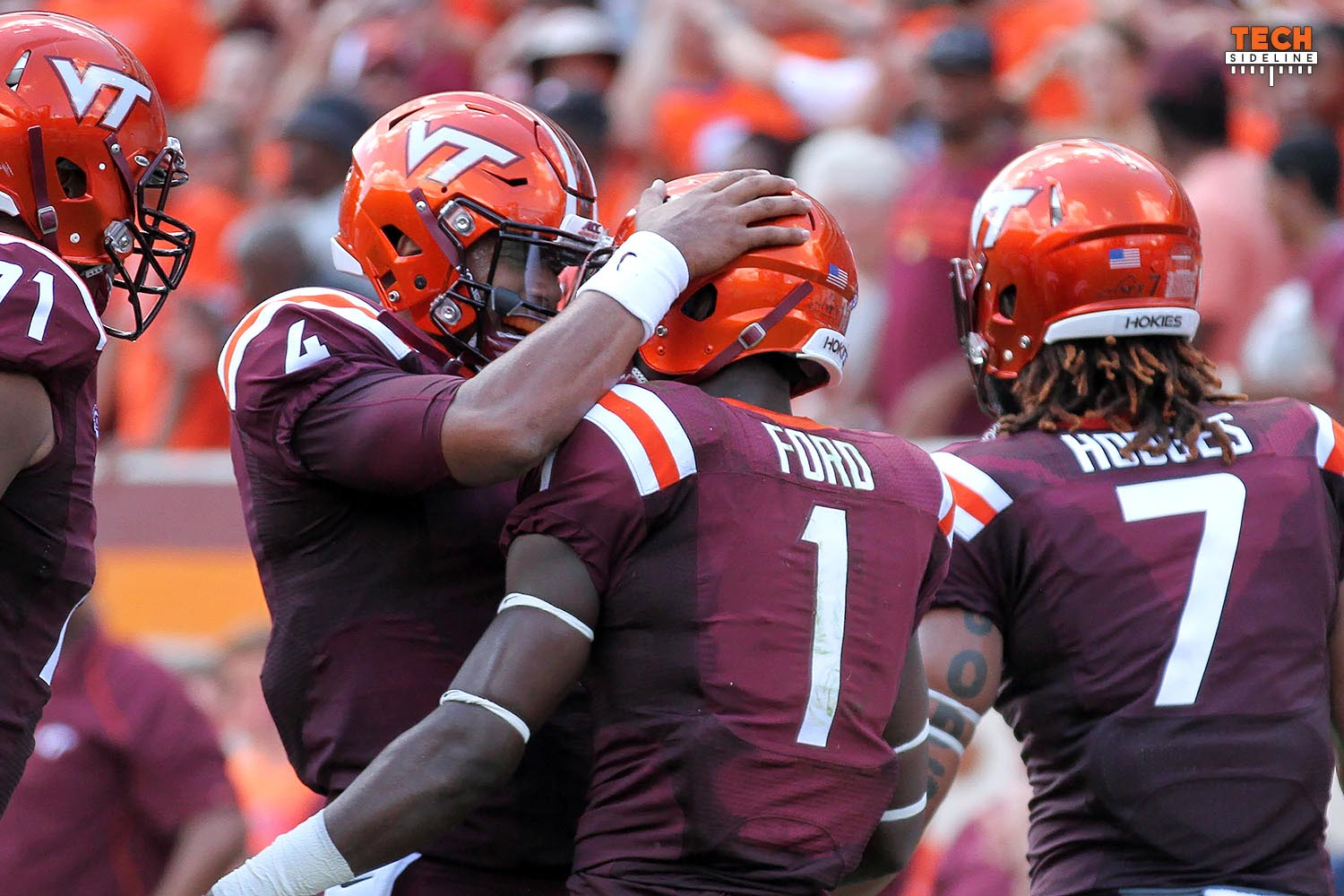 Virginia Tech QB Jerod Evans Declares For NFL Draft