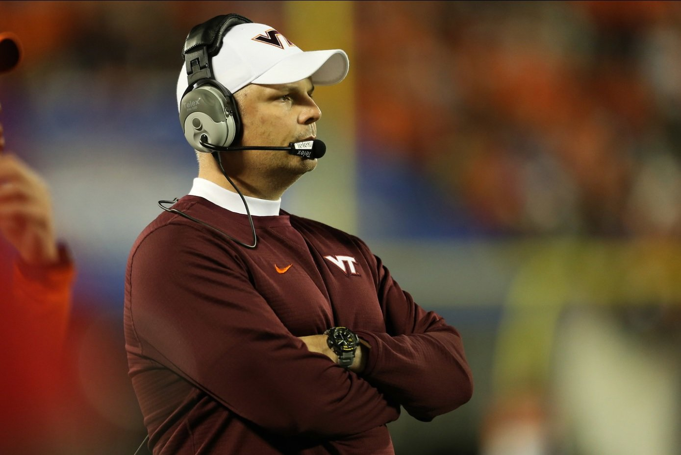 2016 ACC Coach of the Year Justin Fuente