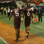 The Hokies had no reason to hang their heads when they left the field on Saturday night.