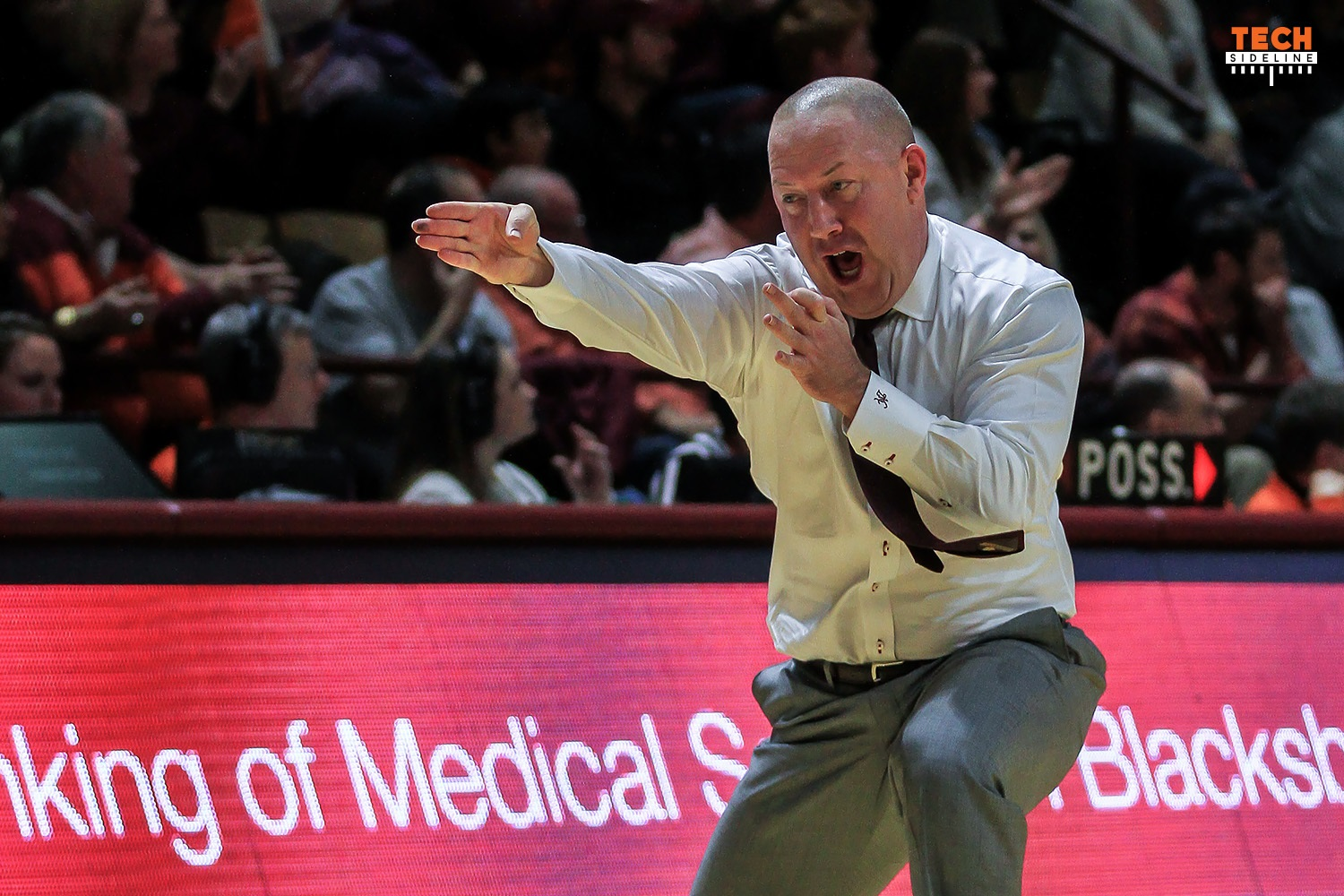 Buzz Williams, Virginia Tech