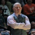 Buzz Williams Virginia Tech