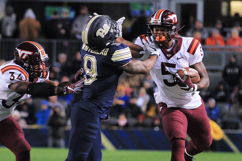 Virginia Tech football Cam Phillips