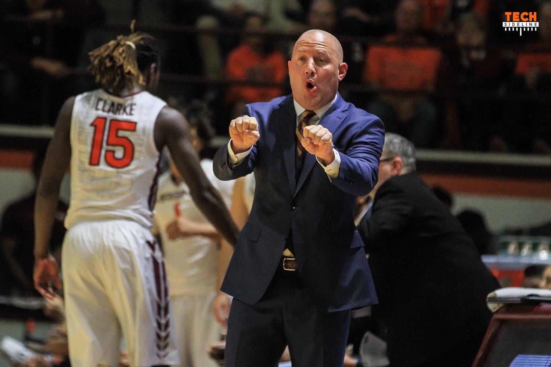 Virginia Tech men's basketball