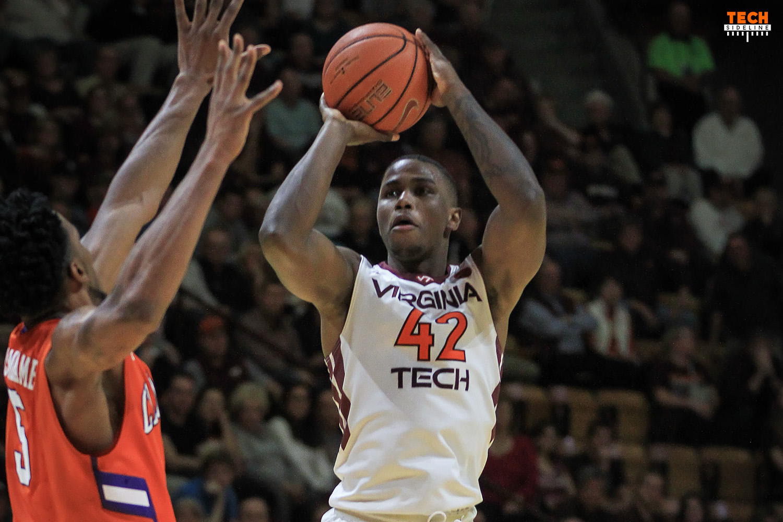 Virginia Tech basketball Ty Outlaw