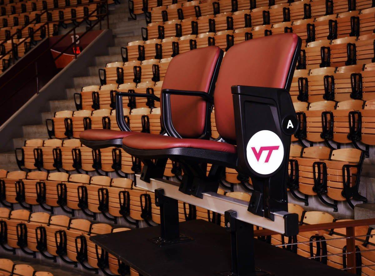 Virginia Tech Athletics Facilities Update A Progress Report