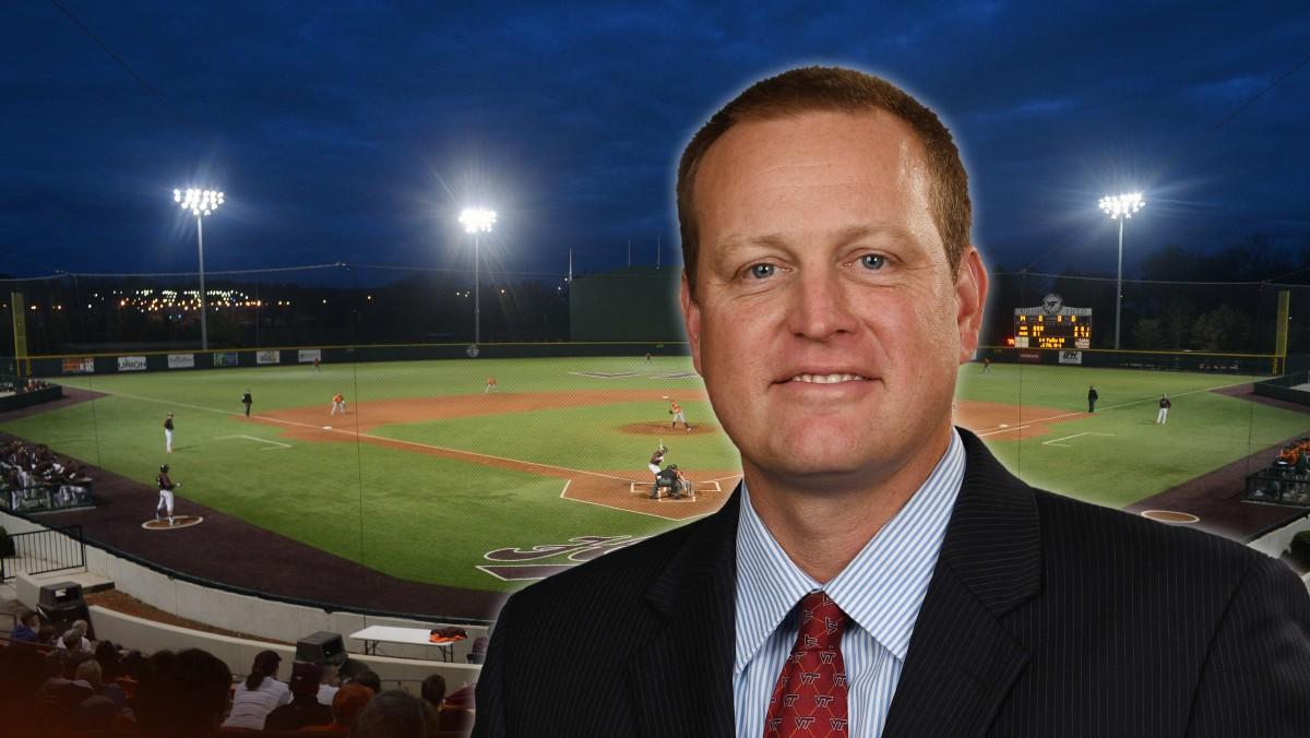 Jamie Pinzino is Tech's new pitching coach.