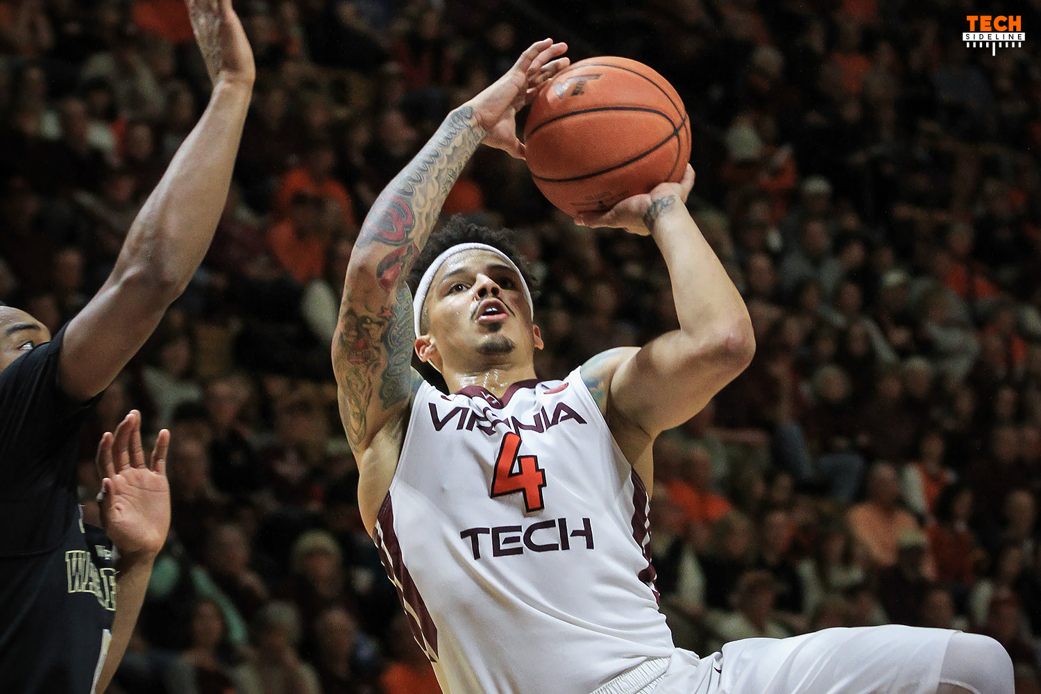 Seth Allen and the Hokies are hoping to make some noise in Brooklyn. (Ivan Morozov)